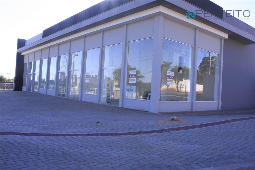Loja comercial para locação, Bela Suiça, Londrina - LO0030.