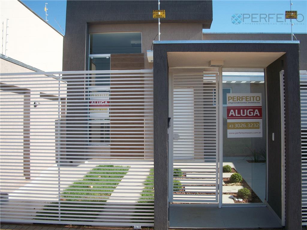 Casa residencial para locação, Columbia, Londrina - CA0139.