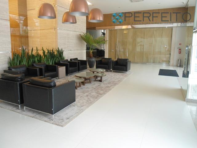 Sala comercial para locação, Gleba Palhano, Londrina - SA0032.