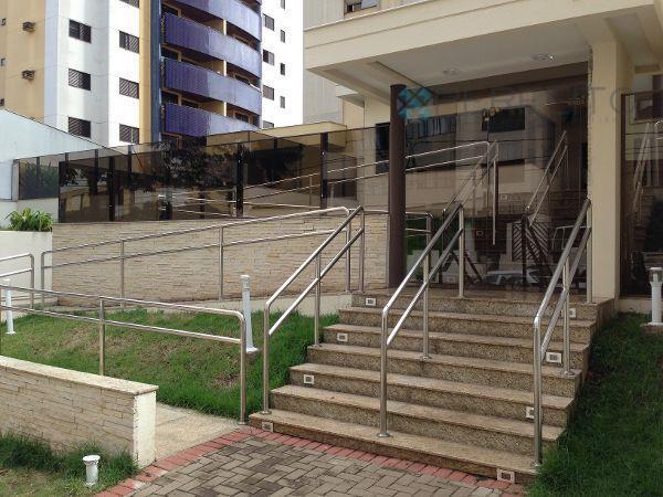 Apartamento residencial para locação, Centro, Londrina - AP0556.