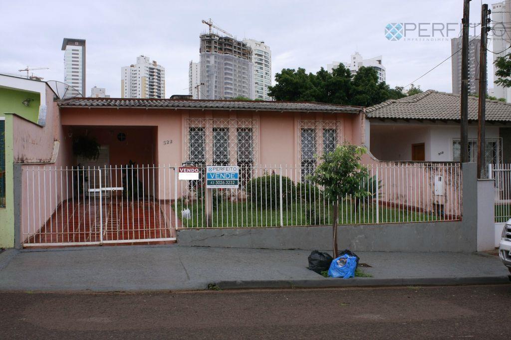 Casa residencial à venda, Guanabara, Londrina - CA0188.