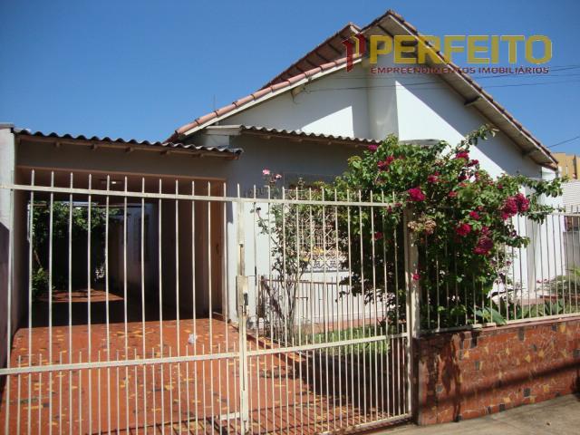 Casa residencial à venda, Centro, Londrina - CA0123.