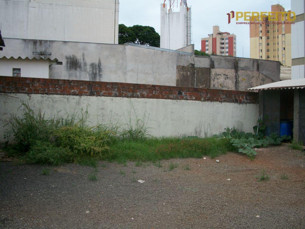 Terreno residencial à venda, Jardim Jockey Club, Londrina.