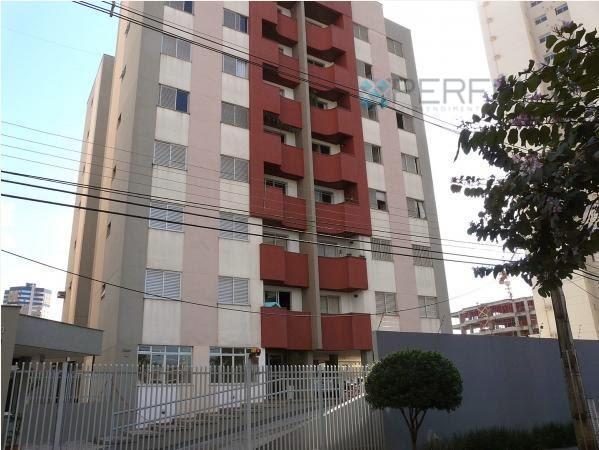 Apartamento residencial à venda, Jardim do Lago, Londrina - AP0591.