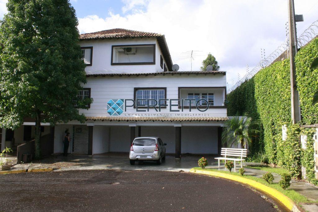 Casa residencial para venda e locação, Terras de Santana II, Londrina.