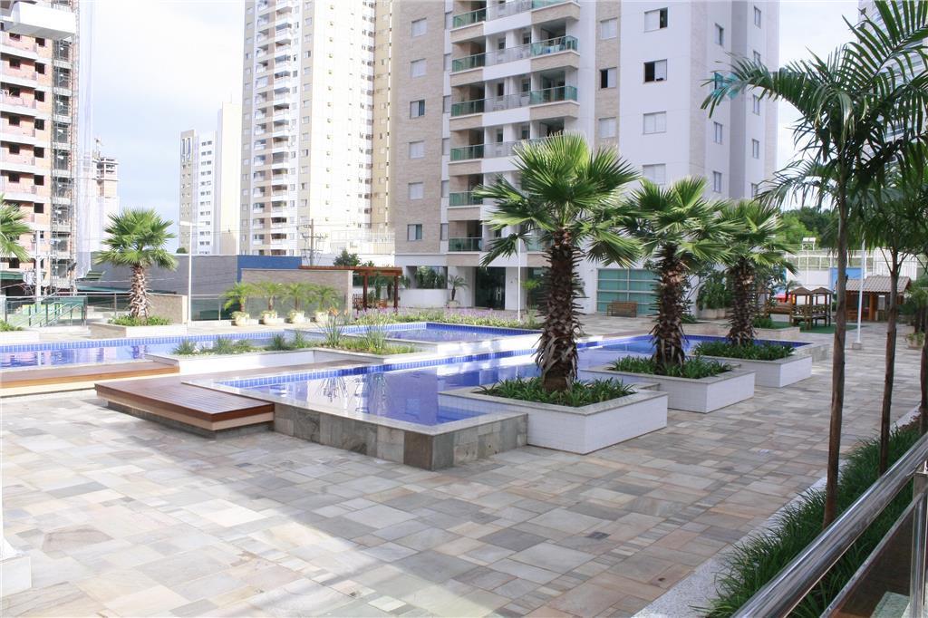 Apartamento residencial à venda, Gleba Fazenda Palhano, Londrina.
