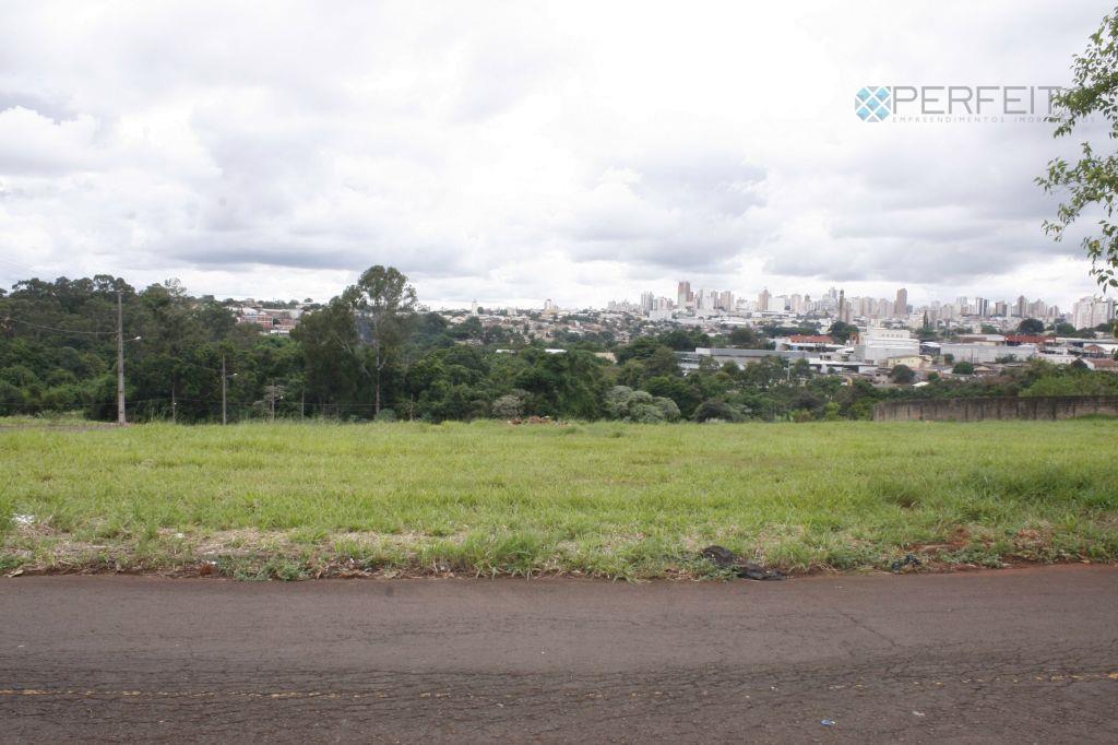 Terreno  residencial à venda, Jardim Pacaembu, Londrina.