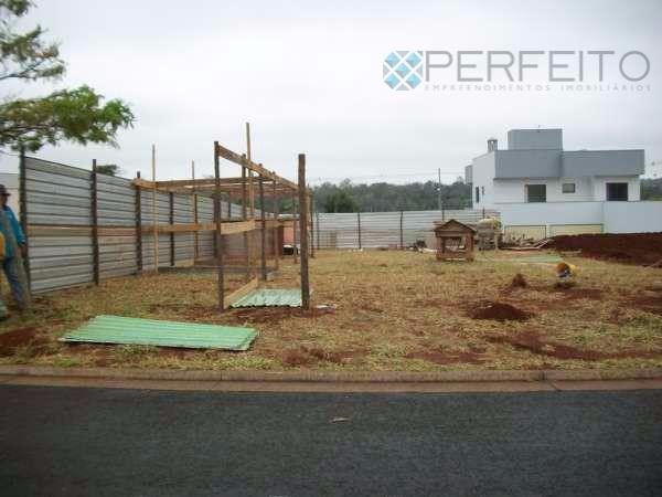 Terreno residencial à venda, Gleba Fazenda Palhano, Londrina - TE0224.