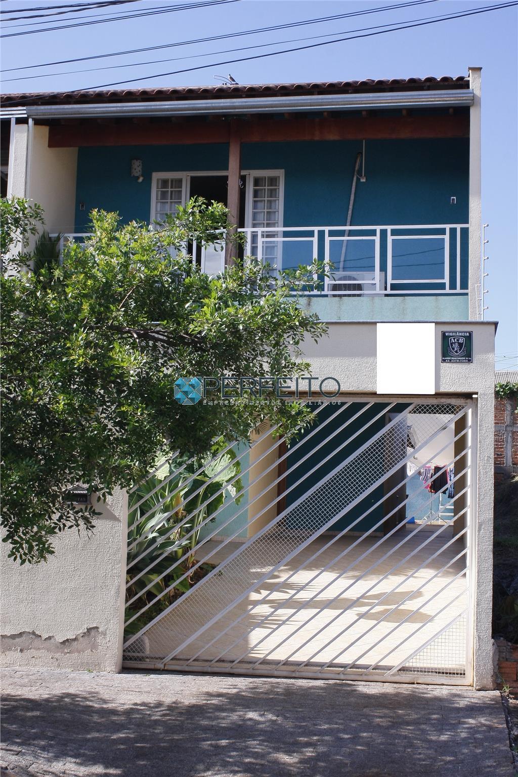 Sobrado residencial à venda, Jardim Central Park, Londrina - SO0107.