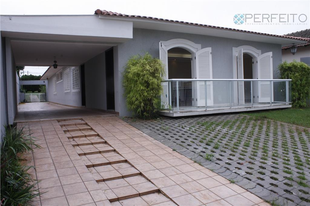 Casa residencial à venda, Aeroporto, Londrina - CA0187.