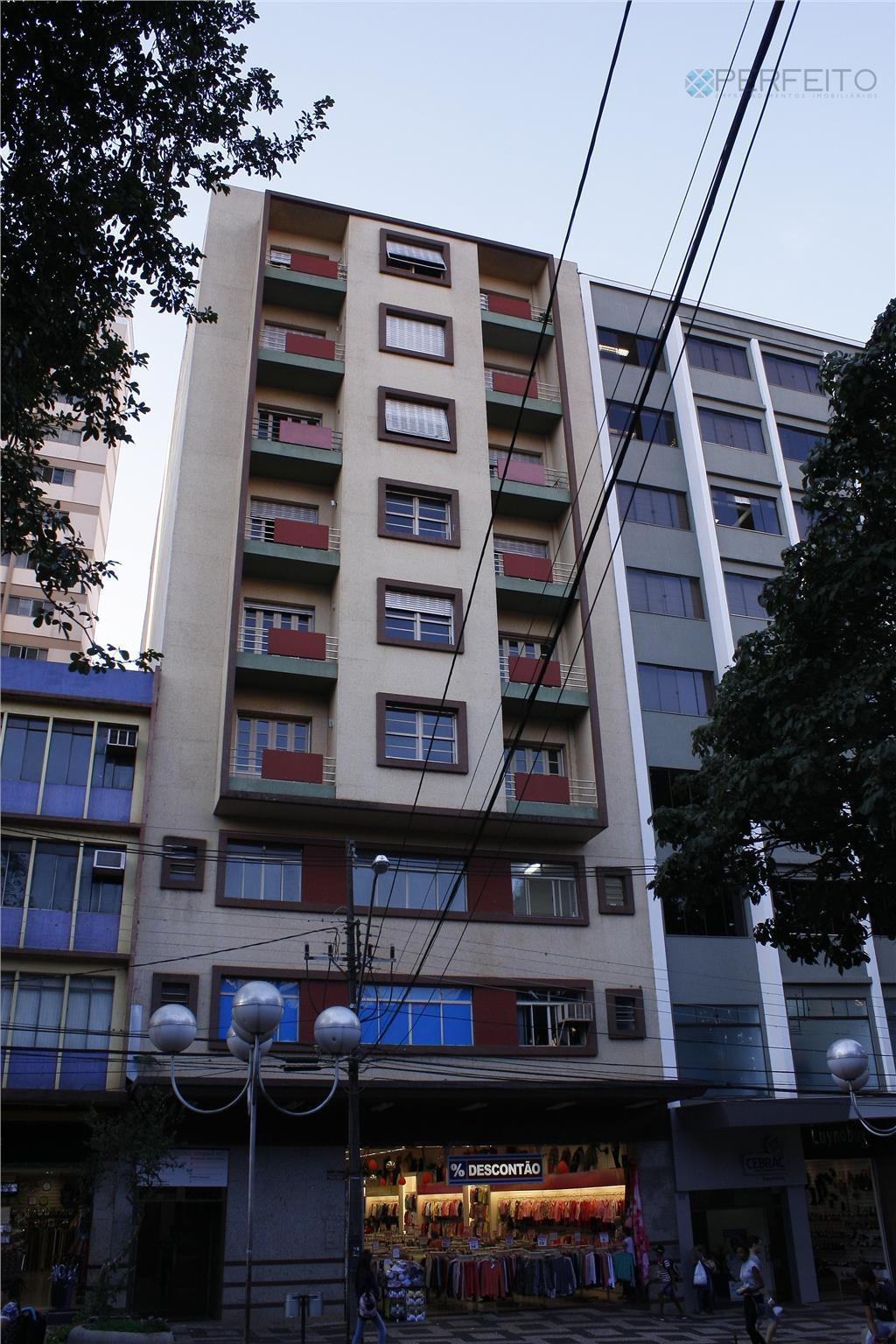 Apartamento residencial para venda e locação, Centro, Londrina - AP0639.