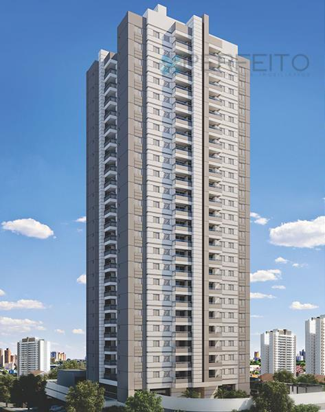 Apartamento residencial à venda, Gleba Palhano, Londrina - AP0642.