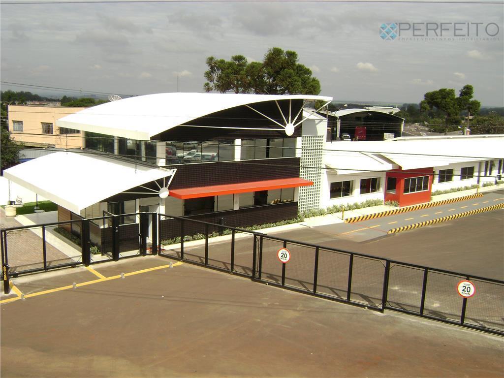 Barracão comercial para locação, Jardim Tarobá, Cambé - BA0038.