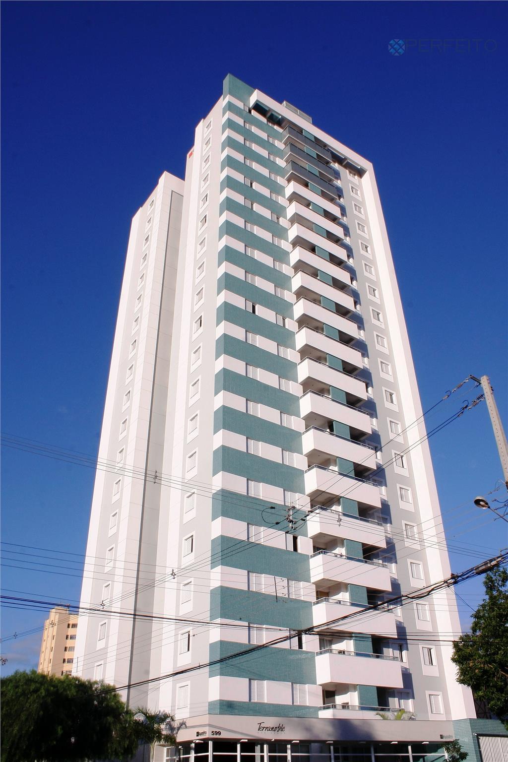 Apartamento  residencial para venda e locação, Petrópolis, Londrina.