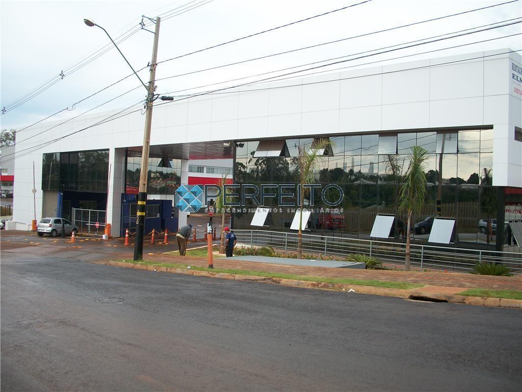 Barracão comercial para locação, Cilo 2, Londrina - BA0044.