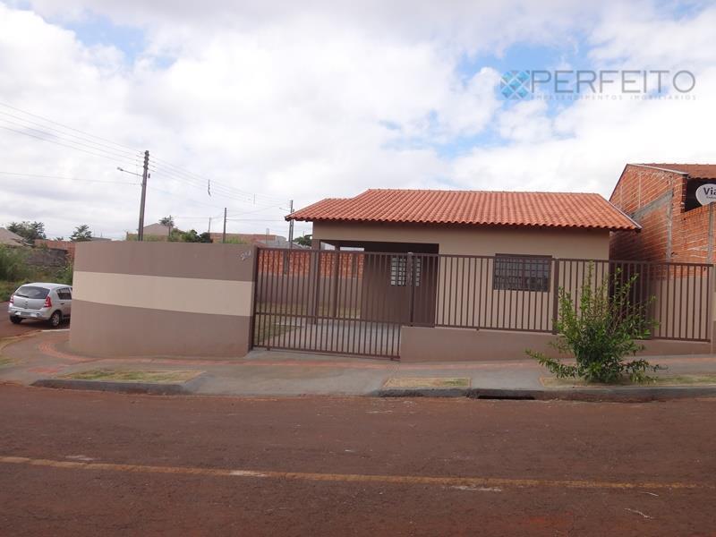 Casa  residencial à venda, Residencial Professora Marieta, Londrina.