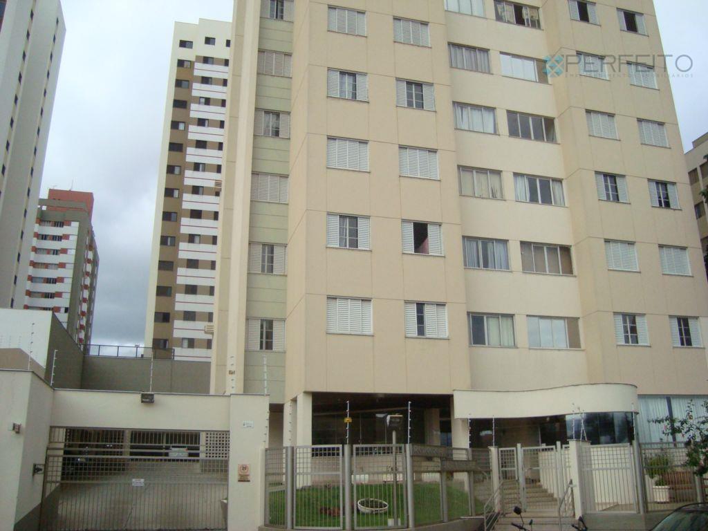 Apartamento residencial à venda, Andrade, Londrina - AP0655.