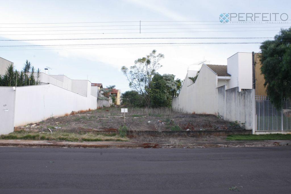 Terreno residencial à venda, Aurora, Londrina - TE0228.