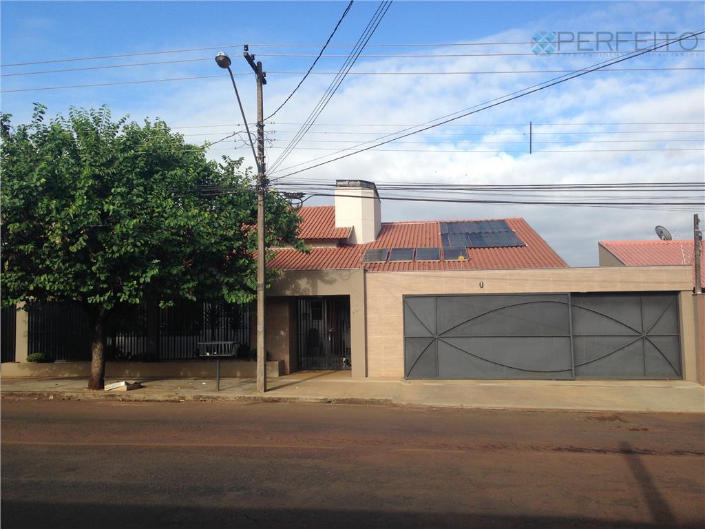 Casa  residencial à venda, Jardim Alvorada, Londrina.