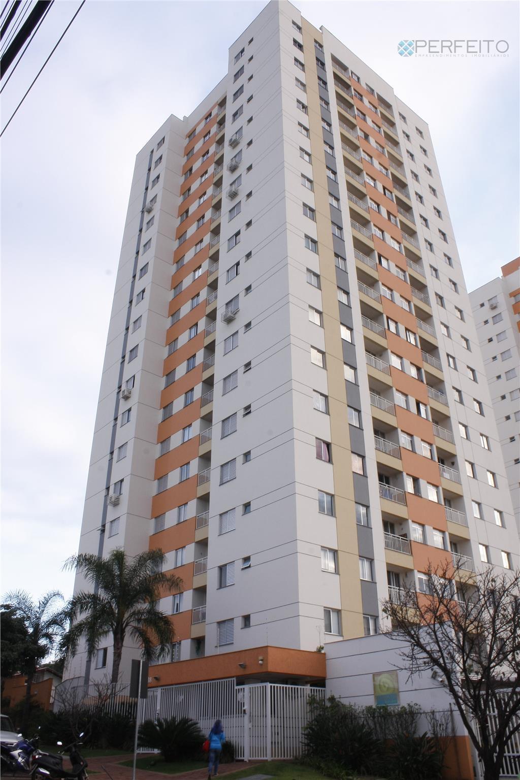 Apartamento residencial para venda e locação, Aurora, Londrina - AP0657.