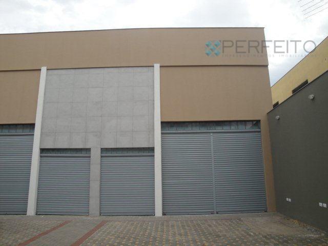 Barracão comercial para locação, Antares, Londrina - BA0045.