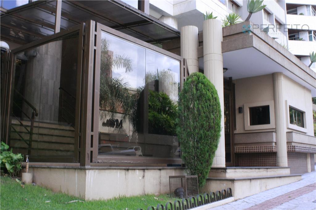 Golden Gate, Apartamento residencial para locação, Centro, Londrina - AP0681.