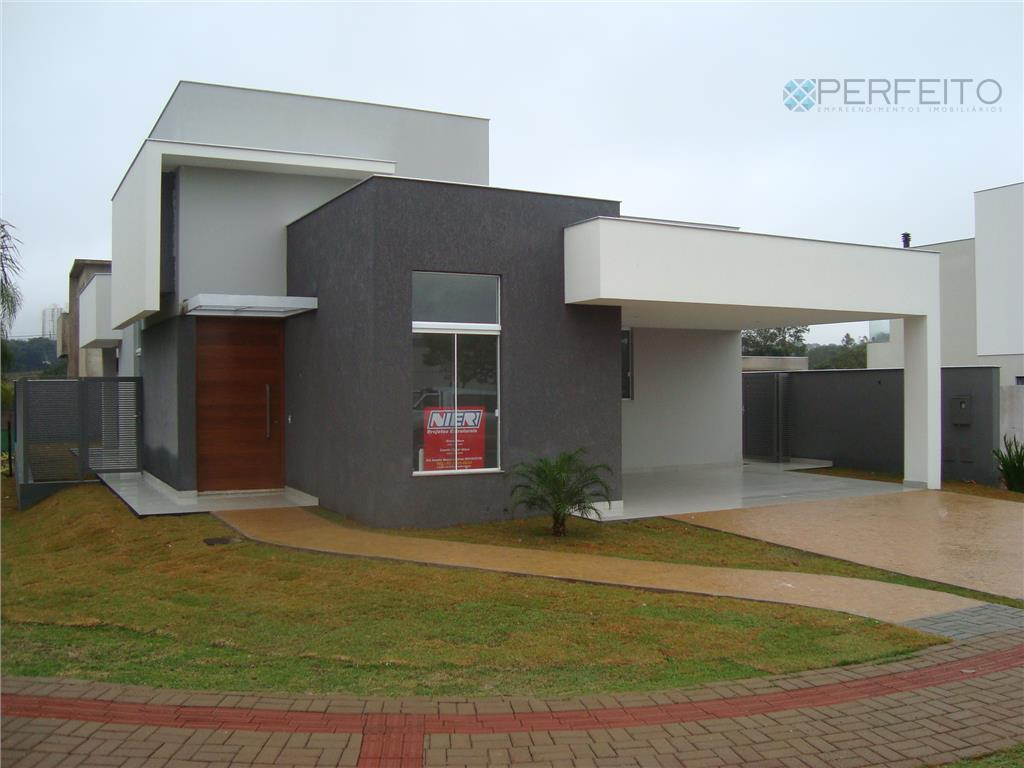 Casa residencial à venda, CONDOMÍNIO ALPHAVILLE LONDRINA 2 , Londrina - CA0201.