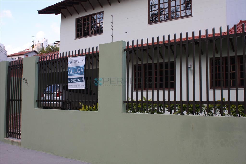 Casa comercial para locação, Bancários, Londrina - CA0228.