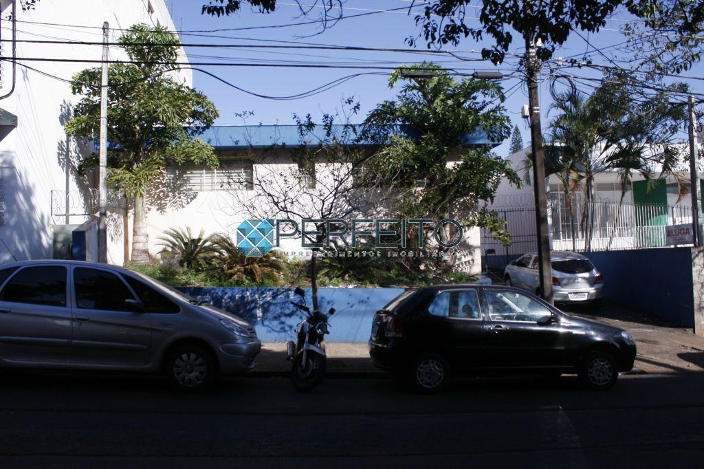 Casa comercial para locação, Centro, Londrina - CA0229.