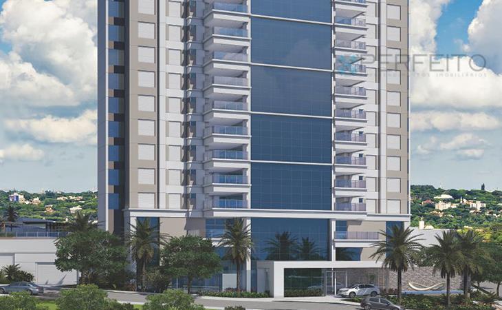 Apartamento residencial à venda, Gleba Fazenda Palhano, Londrina - AP0675.