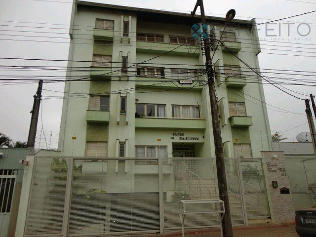 Apartamento residencial para locação, Vitória, Londrina - AP0686.