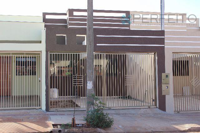Casa residencial à venda, Antares, Londrina.