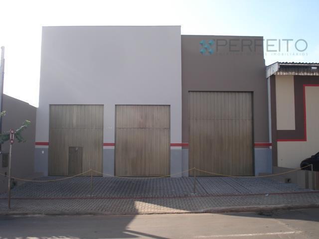 Barracão comercial para locação, Centro, Londrina - BA0046.