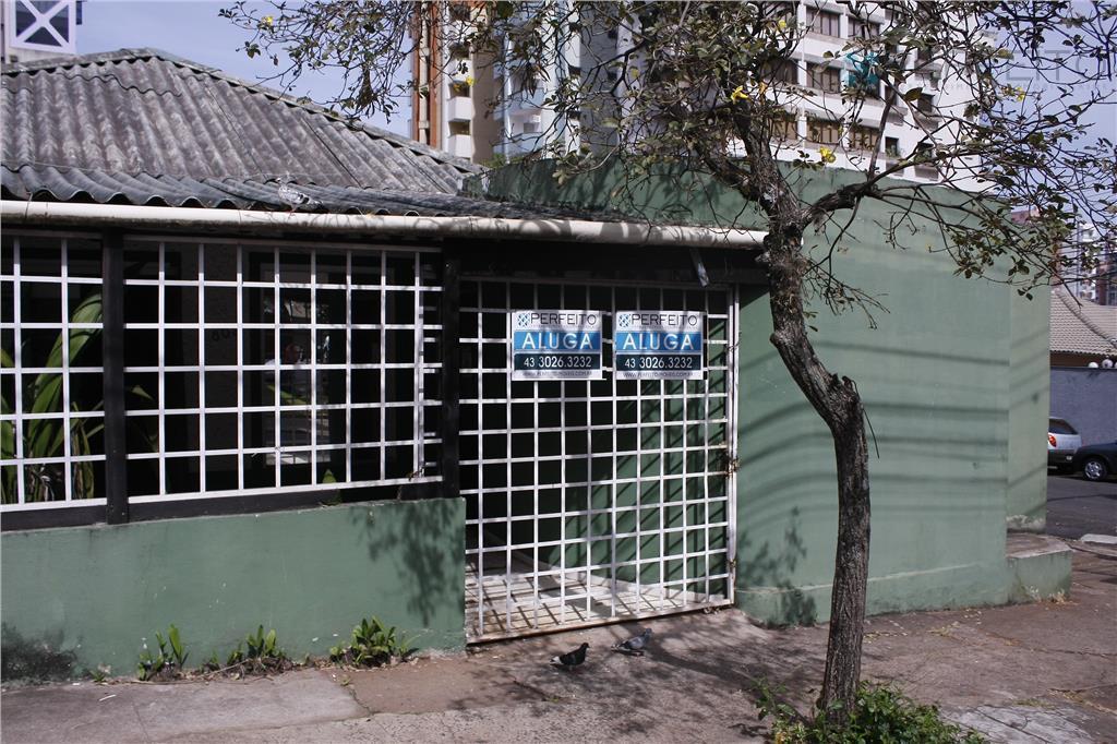 Casa comercial para locação, Centro, Londrina - CA0242.