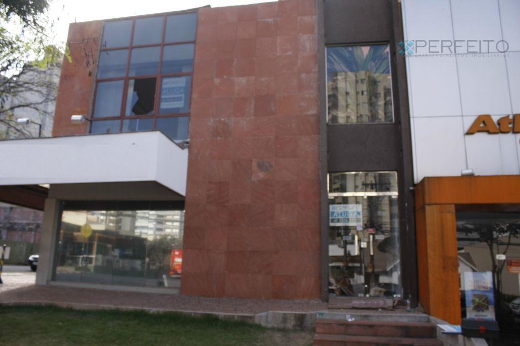 Sala comercial para locação, Centro, Londrina - SA0068.