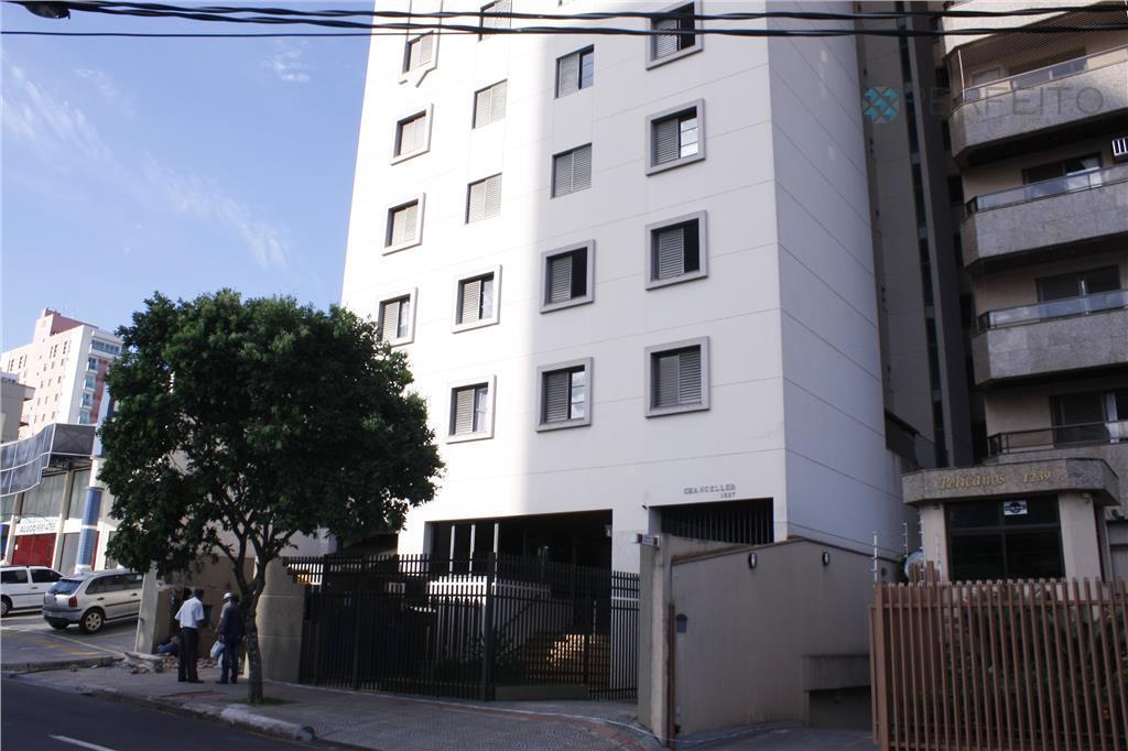 Apartamento residencial para locação, Centro, Londrina - AP0696.