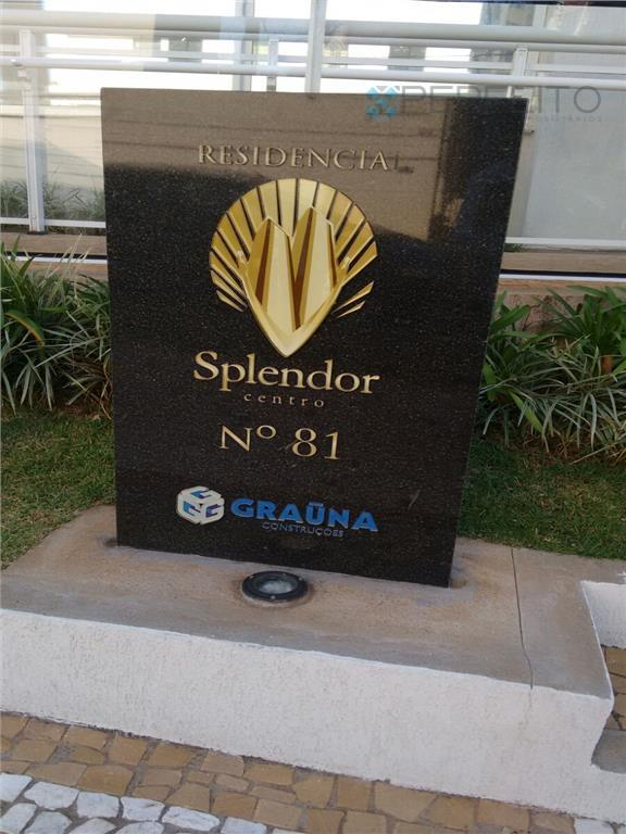 Edifício Splendor, Centro, Londrina - AP0698.