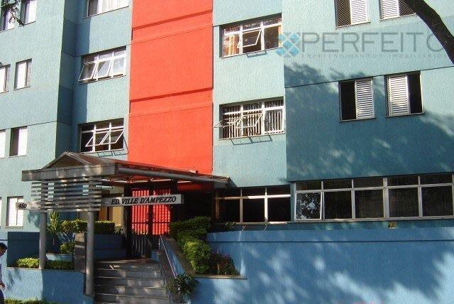 Edifício Ville D´Ampezzo, Jardim Higienópolis, Londrina - AP0699.