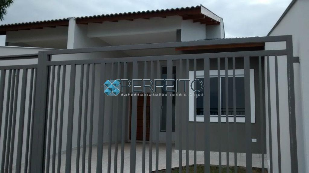 Casa residencial à venda, Columbia, Londrina - CA0246.