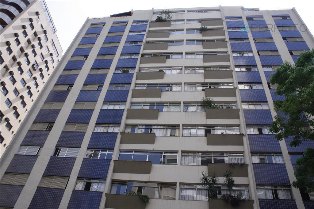 Apartamento residencial para locação, Centro, Londrina - AP0707.