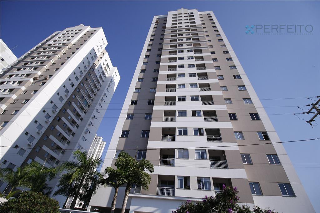 Apartamento residencial para locação, Aurora, Londrina - AP0708.