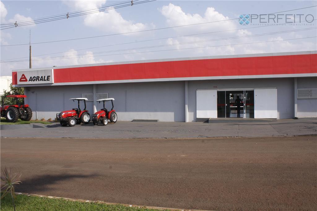 Barracão comercial para locação, Waldemar Hauer, Londrina - BA0052.