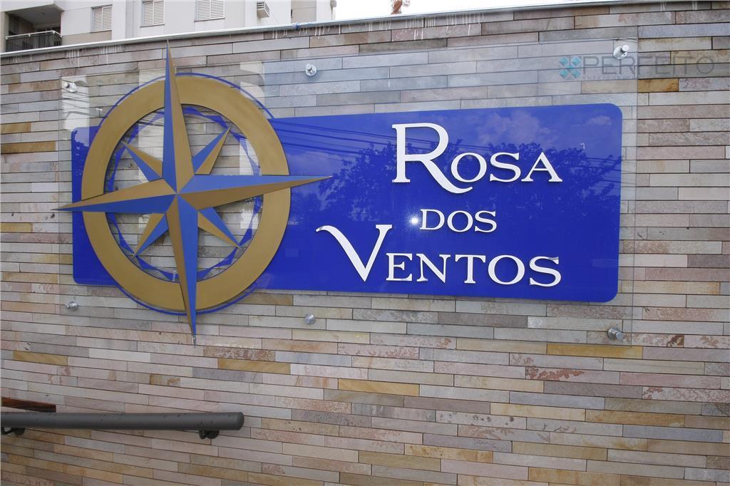 Apartamento residencial à venda, Jardim do Lago, Londrina - AP0712.