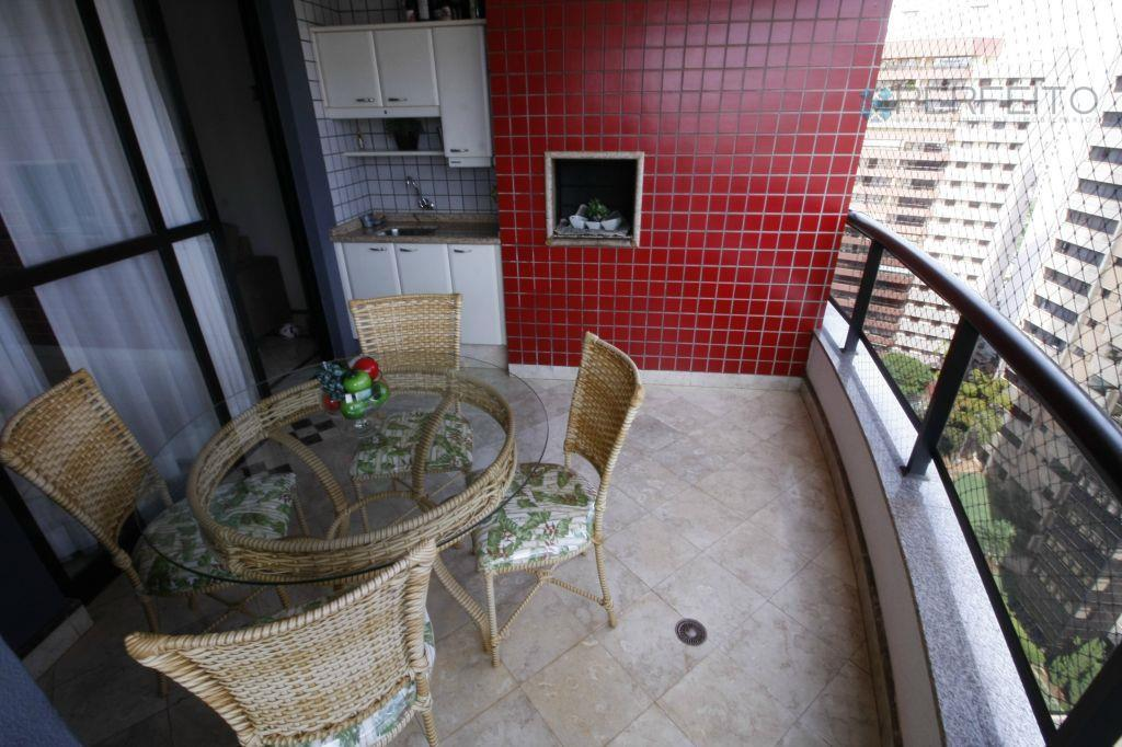 Apartamento residencial à venda, Centro, Londrina - AP0713.