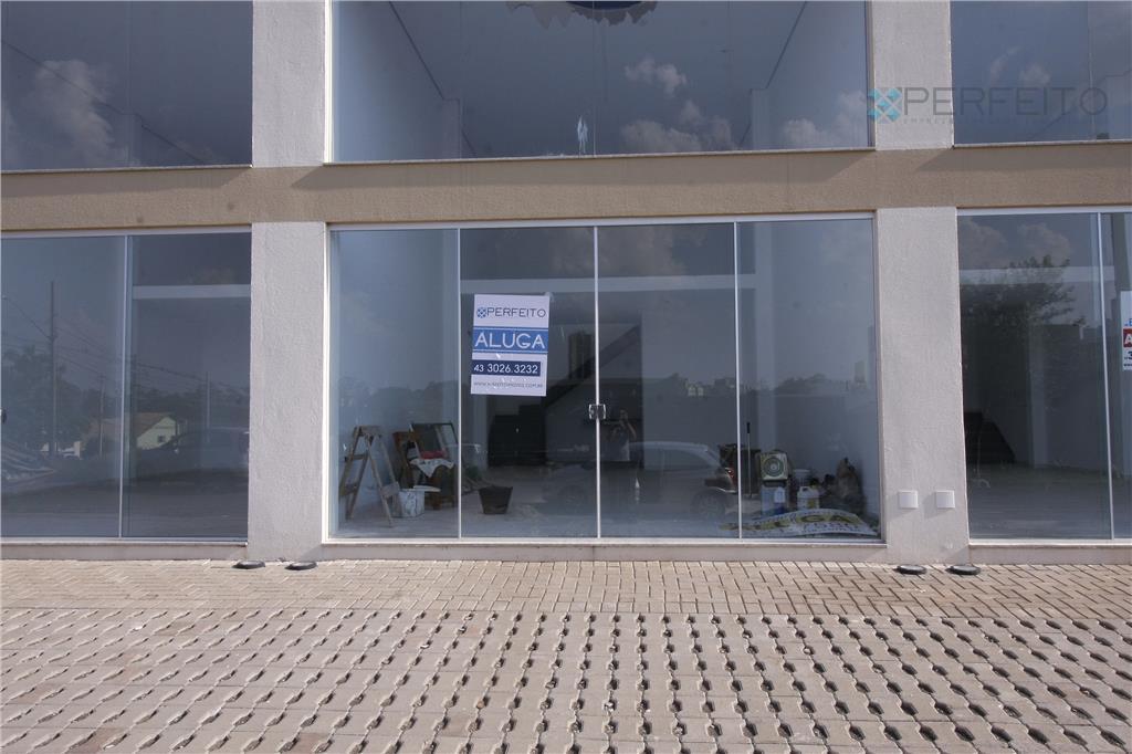 Loja comercial para locação, Parque Residencial Alcântara, Londrina - LO0059.