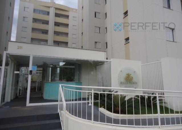 Apartamento residencial à venda, Vale dos Tucanos, Londrina - AP0723.