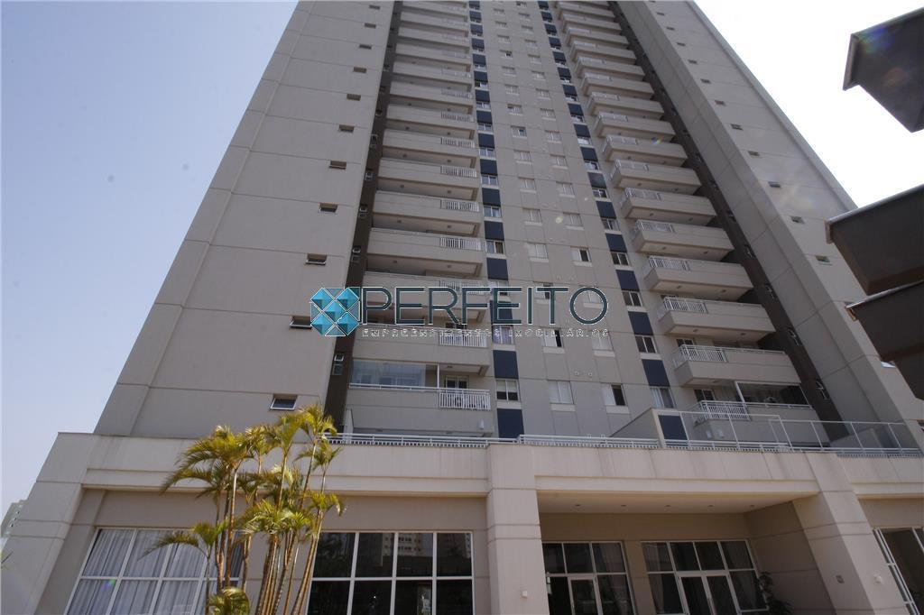 Apartamento residencial à venda, Santa Rosa, Londrina - AP0727.
