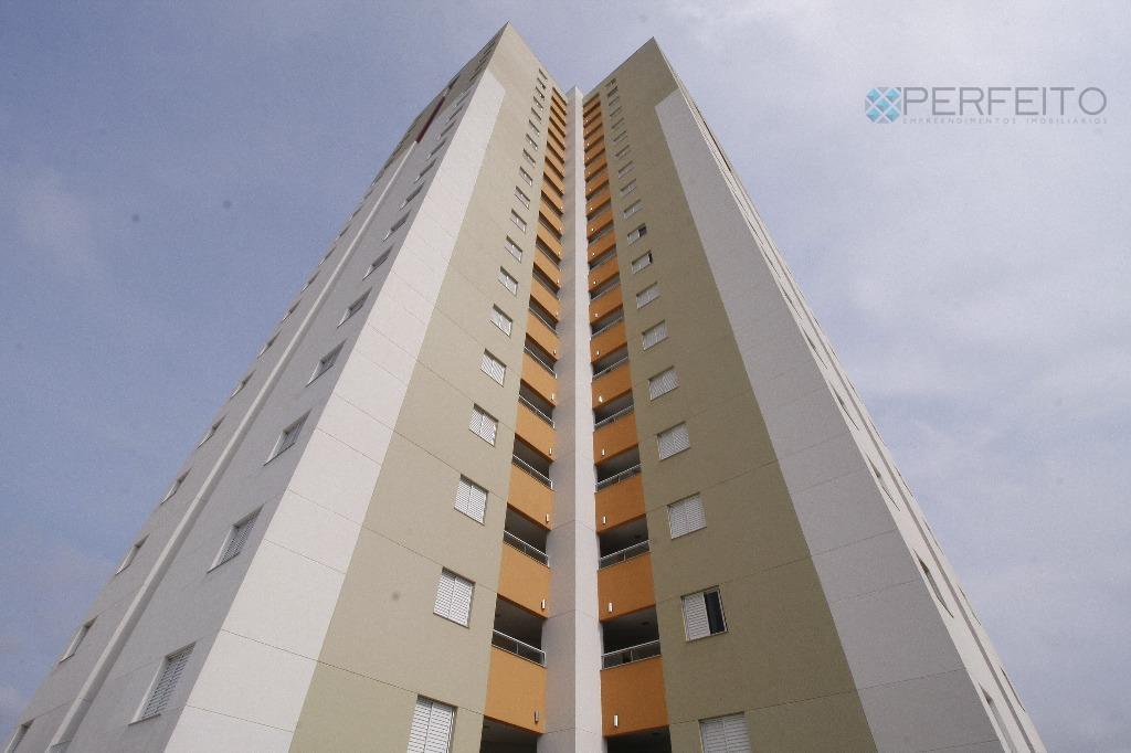 Apartamento residencial para locação, Gleba Palhano, Londrina - AP0731.