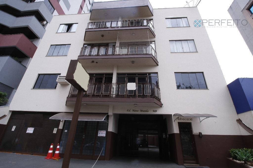 Apartamento residencial para locação, Centro, Londrina - AP0732.
