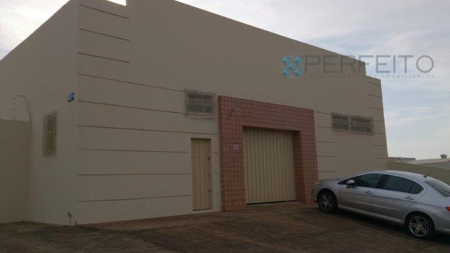 Barracão comercial para locação, Parque Industrial José Belinati, Londrina - BA0056.